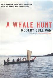Cover art for A WHALE HUNT