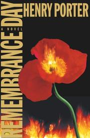 REMEMBRANCE DAY by Henry Porter