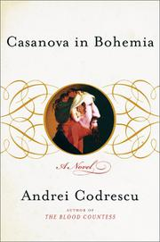 Cover art for CASANOVA IN BOHEMIA