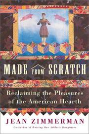MADE FROM SCRATCH by Jean Zimmerman