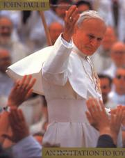 AN INVITATION TO JOY by John Paul II