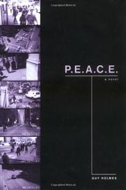 P.E.A.C.E. by Guy Holmes