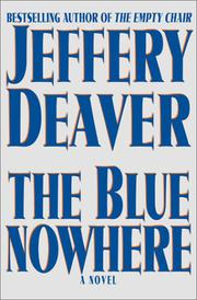 Cover art for THE BLUE NOWHERE