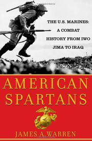 AMERICAN SPARTANS by James Warren