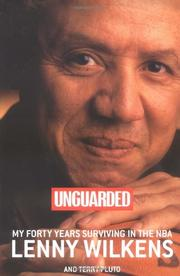 UNGUARDED by Lenny Wilkens