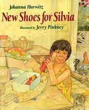 NEW SHOES FOR SILVIA by Johanna Hurwitz
