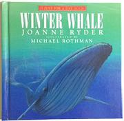 WINTER WHALE by Joanne Ryder
