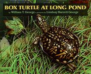 BOX TURTLE AT LONG POND by William T. George
