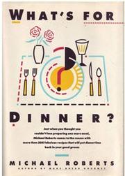Book Cover for WHAT'S FOR DINNER?
