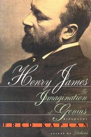 Book Cover for HENRY JAMES