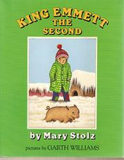 KING EMMETT THE SECOND by Mary Stolz