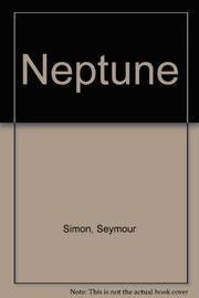 NEPTUNE by Seymour Simon