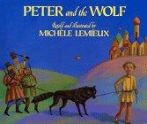 Cover art for PETER AND THE WOLF