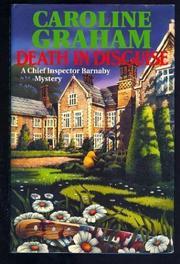 DEATH IN DISGUISE by Caroline Graham
