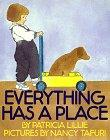 EVERYTHING HAS A PLACE by Patricia Lillie