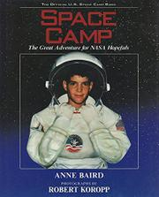 SPACE CAMP by Annie Baird