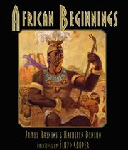 AFRICAN BEGINNINGS by James Haskins