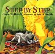 STEP BY STEP by Diane Wolkstein
