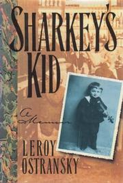 SHARKEY'S KID by Leroy Ostransky
