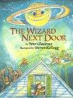 THE WIZARD NEXT DOOR by Peter Glassman