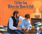 Cover art for I'LL SEE YOU WHEN THE MOON IS FULL