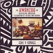 KWANZAA by Eric V. Copage