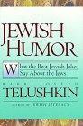 JEWISH HUMOR by Joseph Telushkin