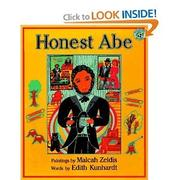 Book Cover for HONEST ABE