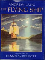 Cover art for THE FLYING SHIP