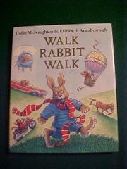 9da5ef3113 WALK RABBIT WALK by Colin McNaughton