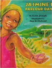 JASMINE'S PARLOUR DAY by Lynn Joseph