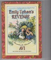 EMILY UPHAM'S REVENGE by Paul O. Zelinsky