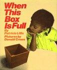 WHEN THIS BOX IS FULL by Patricia Lillie