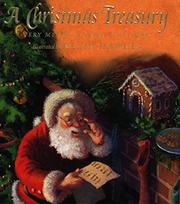 A CHRISTMAS TREASURY by Kevin  Hawkes