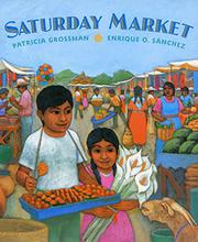 SATURDAY MARKET by Patricia Grossman