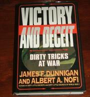 Cover art for VICTORY AND DECEIT