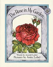 Cover art for THE ROSE IN MY GARDEN