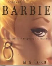 Cover art for FOREVER BARBIE