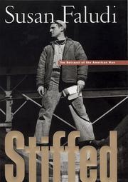 STIFFED by Susan Faludi