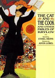 THE CAT AND THE COOK by Ethel Heins