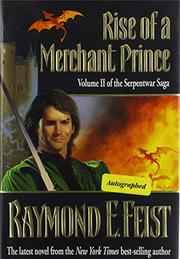 Cover art for RISE OF A MERCHANT PRINCE