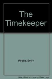 THE TIMEKEEPER by Emily Rodda
