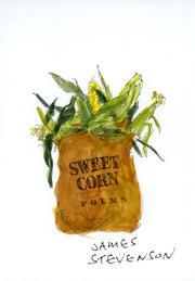 SWEET CORN by James Stevenson