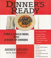 DINNER'S READY by Andrew Schloss