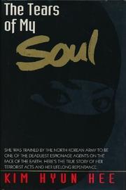 THE TEARS OF MY SOUL by Kim Hyun Hee
