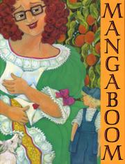 MANGABOOM by Charlotte Pomerantz