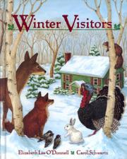 WINTER VISITORS by Elizabeth Lee O'Donnell