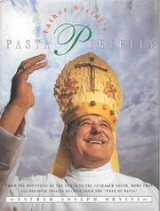 FATHER ORSINI'S PASTA PERFECTA by Joseph Orsini