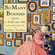 SO MANY BUNNIES by Rick Walton