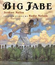BIG JABE by Jerdine Nolen